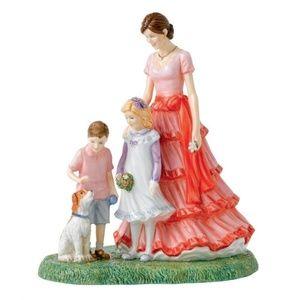 Royal Dalton Family Outing Figurine